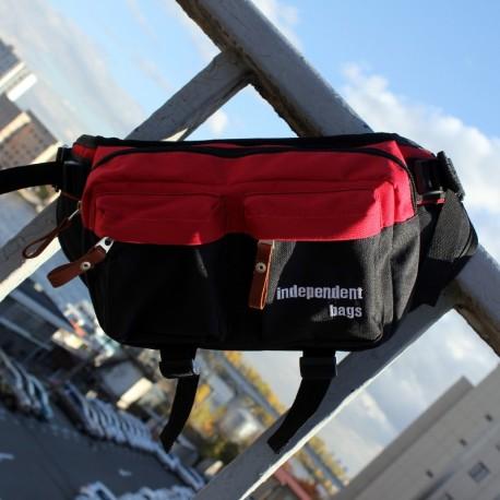 Поясная сумка (сумка на пояс)-Independent Bags Podol